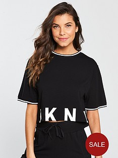 dkny-logo-short-sleeve-t-shirt-black