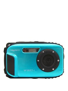 easypix-aquapix-w1627-ocean-waterproof-camera-ice-blue