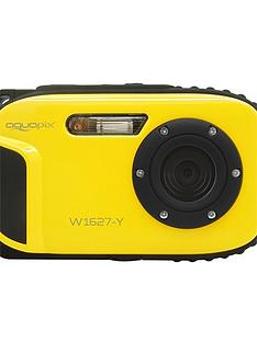 easypix-aquapix-w1627-ocean-waterproof-camera-yellow