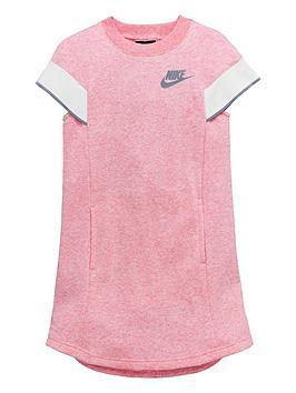 nike-sportswear-older-girls-dress-pinknbsp