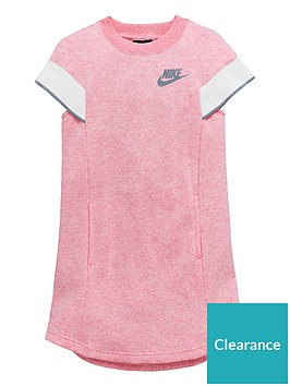 nike-sportswear-older-girls-dress-pinknbsp
