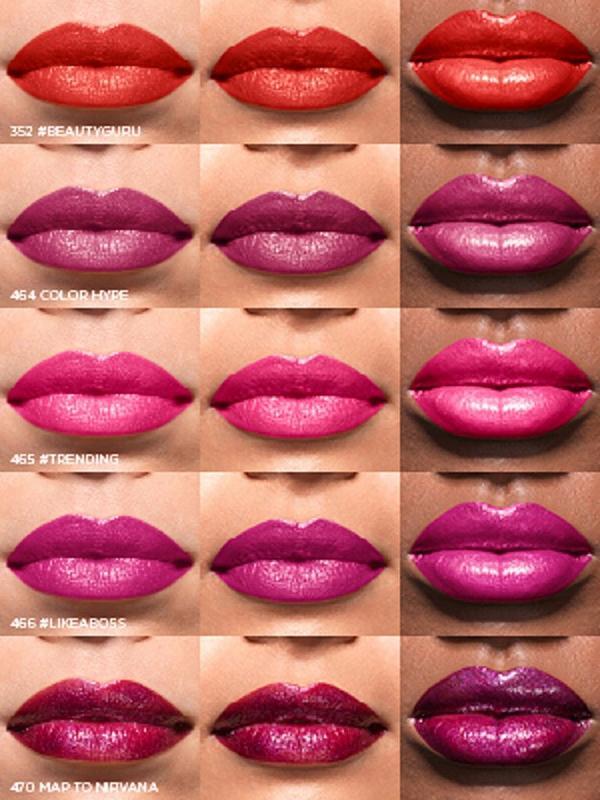 Color Riche Shine Lipstick
