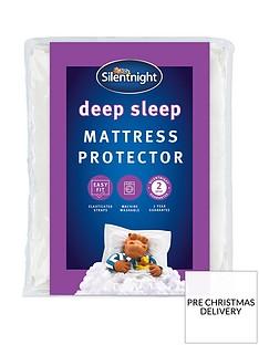 silentnight-deep-sleep-mattress-protector