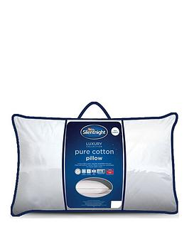 silentnight-luxury-collection-pure-cotton-cover-side-sleeper-pillow