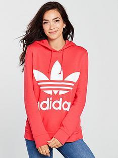 adidas-originals-trefoil-hoodienbsp--pinknbsp