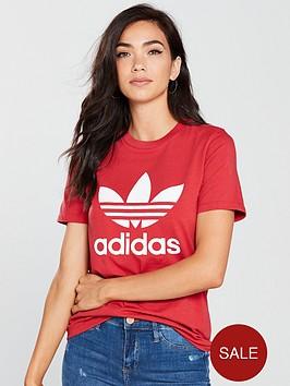 adidas-originals-trefoil-tee-rednbsp