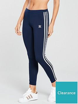 adidas-originals-3-stripe-tight-navynbsp