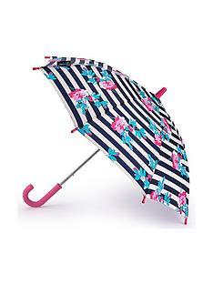 joules-joules-umbrella-fulton-junior-botany-floral-stripe-umbrella
