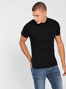 river-island-ss-muscle-fit-polo