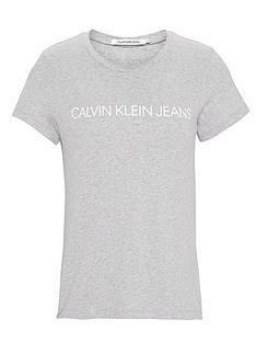 calvin-klein-jeans-institutional-logo-slim-fit-t-shirt-light-heather-grey