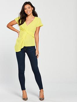 Front by Twist  V Top Very Yellow Quality From China Cheap gEYhIcV