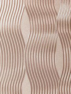 arthouse-foil-rose-gold-wallpaper