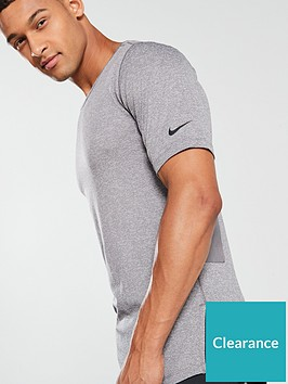 6d81f0a9 Nike Training Fitted Utility T-Shirt | littlewoodsireland.ie