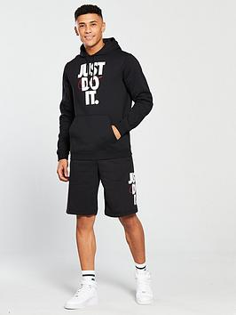 HBR Nike Sportswear Shorts Fleece JDI Sale Cheap Best Sale CZHr5eG5jU