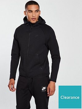 0614d2ef389e Nike Sportswear Full Zip Tech Fleece Hoodie