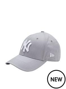 new-era-youth-940-new-york-yankees-cap-grey
