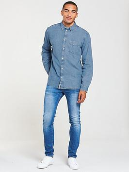 Denim Jeans Shirt Tommy Outlet Websites Discount Lowest Price Prices Buy Cheap Big Discount YugaGSz