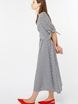 Dress Dolly Gingham Monsoon Midi Buy Cheap For Cheap Best Wholesale Shop For 505YhqG