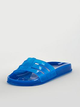 ju-ju-juju-effie-slide-flouro-blue