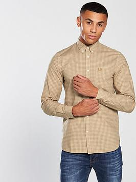 Three Gingham Perry colour Fred Shirt Clearance Looking For HUFYr1d5L