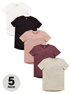 v-by-very-5-pack-short-sleeved-t-shirts