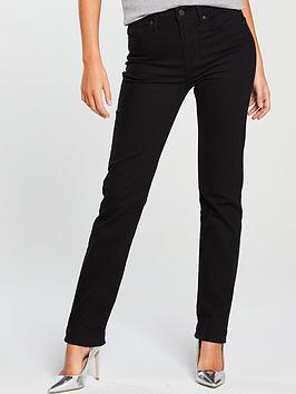 levis-724-straight-mid-rise-jean-black
