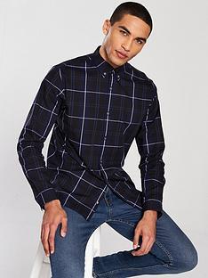 b759519079 Jack   Jones Jack   Jones Premium L s Nathan Check Shirt
