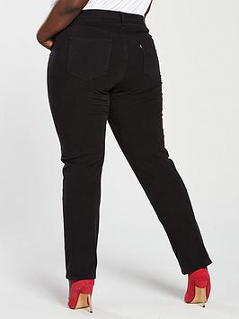 Black Levi  s Plus Skinny 311 Shaping Plus Jean Low Cost For Sale pYuXK