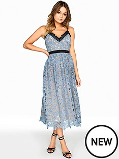 little-mistress-crochet-trim-midi-dress-dusty-blue
