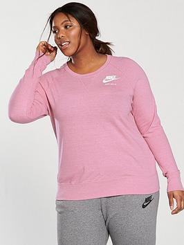 nbsp  Gym Top Curve Pink Crew Nike Sportswear Vintage Buy Cheap Release Dates 7LxLsD0c