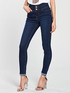 v-by-very-new-macy-high-waisted-skinny-jean-dark-wash