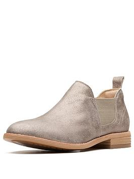 clarks-edenvale-page-slip-on-suede-shoe-pewter