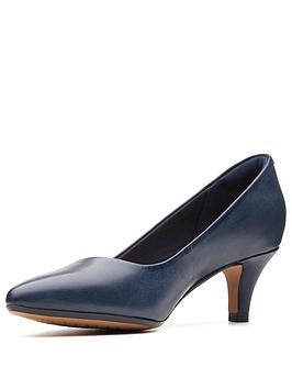 clarks-linvale-jerica-mid-heel-court-shoe-navy