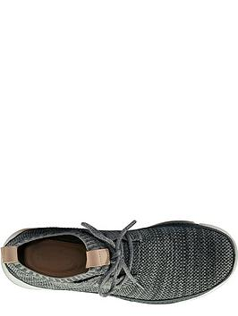 Clarks  Grey Dark Native Tri Trainer Discount With Paypal Free Shipping Inexpensive Clearance Affordable f5lWc5fknw