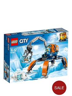 lego-city-60192nbspcity-arcticnbspice-crawler