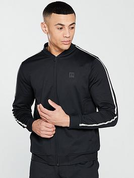 Sneakernews Cheap Online Outlet New Styles Armour ARMOUR Sportstyle UNDER Taped Track Jacket Tricot Under Outlet Top Quality JEBIu7rIQ
