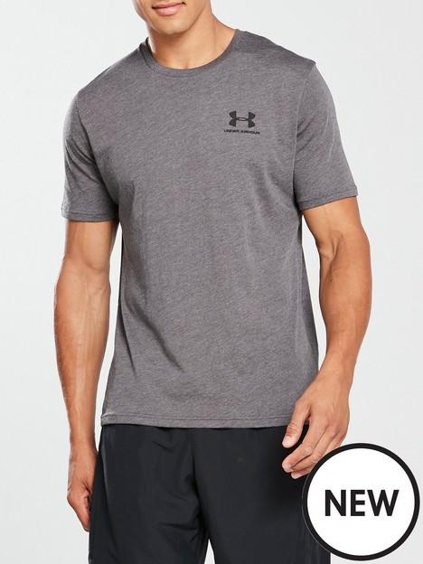 under-armour-trainingnbspsportstyle-left-chest-logo-t-shirt-charcoal