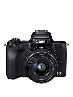 canon-eos-m50-cscnbsp241-megapixel-camera-with-ef-m15-45mm-lens-kit-black