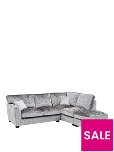 glitz-fabric-standard-back-right-hand-corner-chaise-sofa-with-footstool
