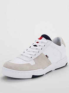 f89b5e1bf1c0f9 Tommy Jeans Basket Trainer