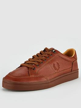 fred-perry-deuce-premium-leather-shoe