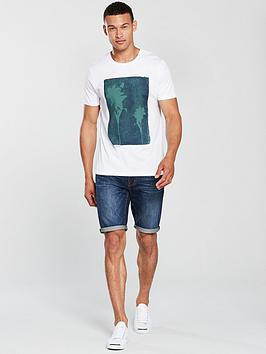 Floral by V Very Print  Tee White Cheap Sale Pictures Cheap Sale Sneakernews Excellent 4qoc6pOT7
