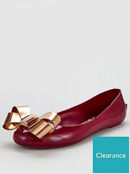 ted-baker-larmiarp-jelly-ballerina-maroon-serenity