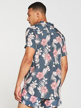 Buy Cheap Amazing Price Cheapest Short Sik Shirt Sleeve Resort Silk Buy Cheap Outlet Locations Latest Discount Clearance Best Place 4pmWcTDl