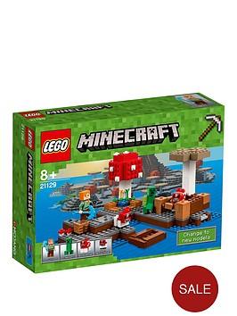 lego-minecraft-21129nbspthe-mushroom-island