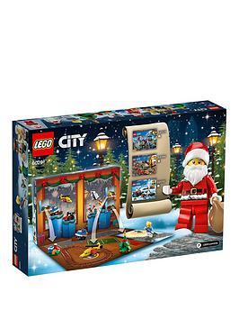 Lego City 60201 Advent Calendar Littlewoodsireland Ie