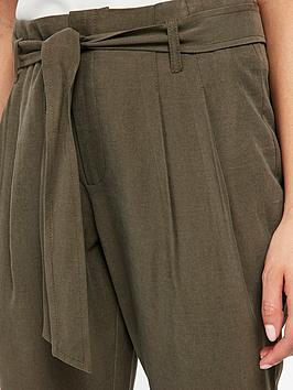 Outlet Store Cheap Price Paperbag Wallis Trouser Petite Buy Cheap Footlocker Finishline Sale Low Price Fee Shipping HighQuality Cheap y2G7OI1