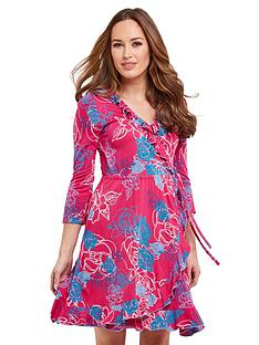 joe-browns-distinctly-different-dress-fuchsia