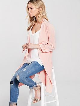 Blush Daisy Duster  Wallis Buy Cheap Free Shipping Sast Online Clearance The Cheapest R2fEL0at