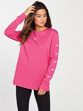 nike-sportswear-swoosh-long-sleeve-top-pinknbsp